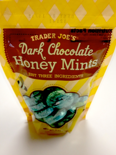 Dark Chocolate Honey Mints