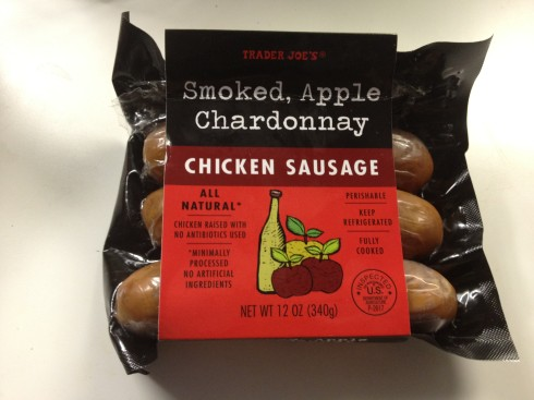 Trader Joe's Chicken Sausage