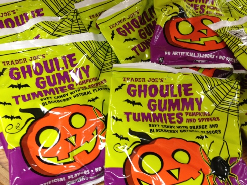 Ghoulie Gummy candy from Trader Joe's