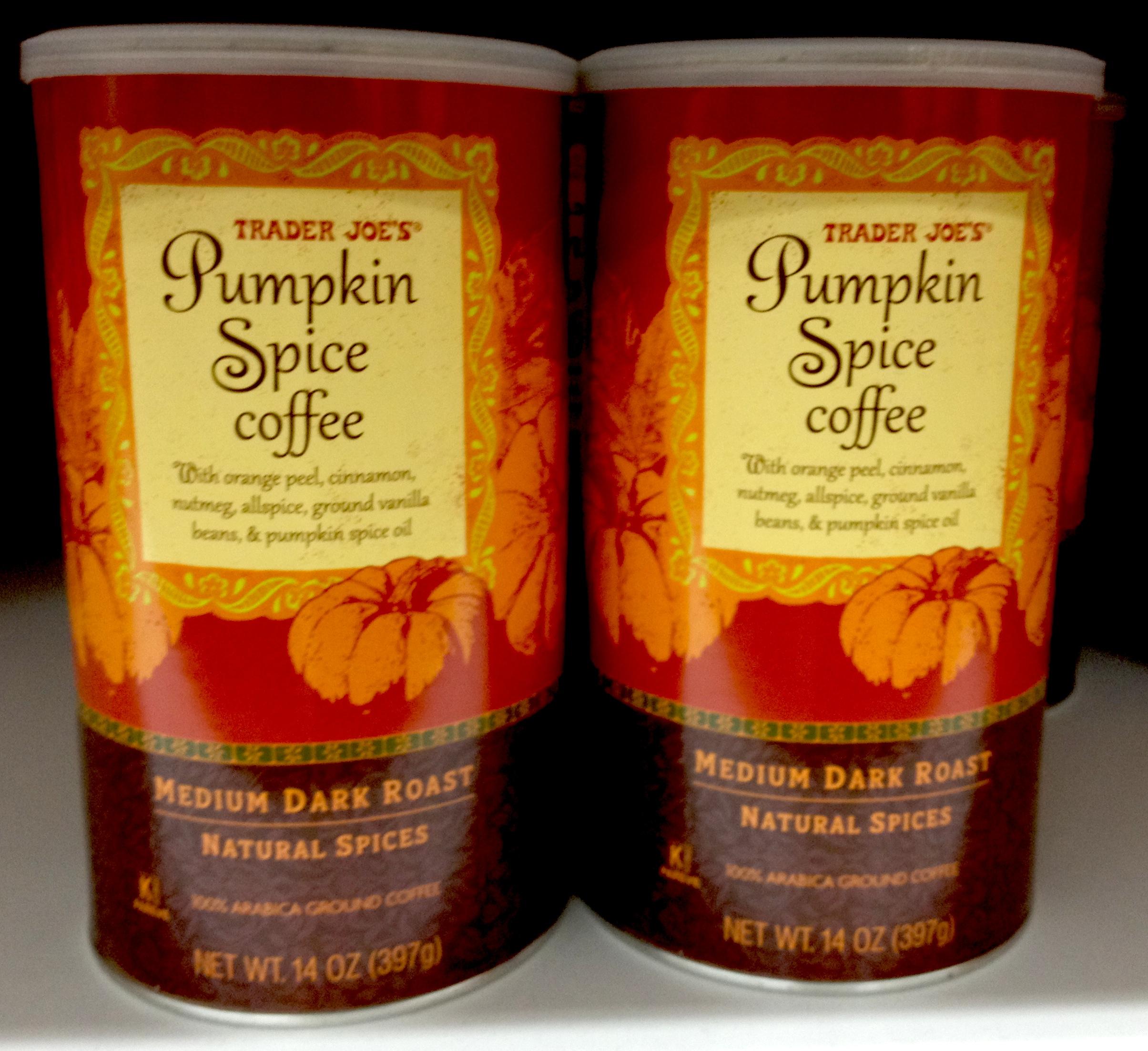 Sips of the season: Pumpkin potables from Trader Joe's | Things I ...