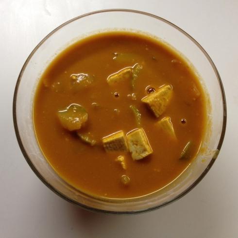 Soup bowl from Trader Joe's