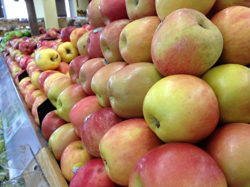Apple beauty from Trader Joe's