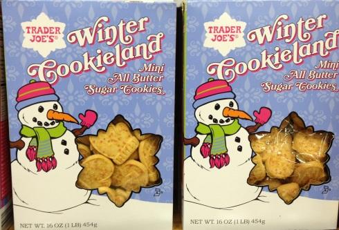Trader Joe's sugar cookies