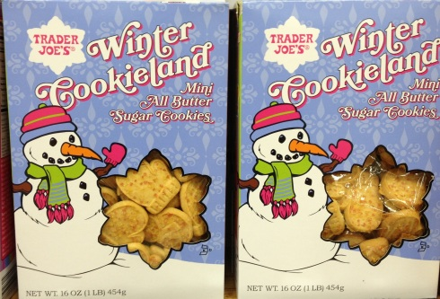 Trader Joe's sugar cookies