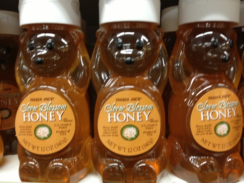 The classic Honey Bear