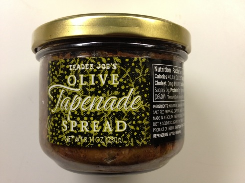 Party time tapenade