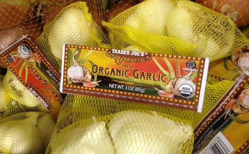 Garlic: Delicious, natural healing from Trader Joe's