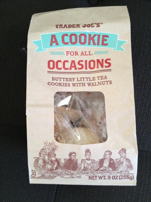Trader Joe's makes good cookies