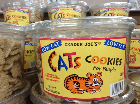 Trader Joe's offers a skinny kitty selection