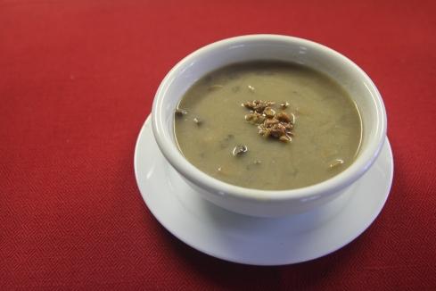 Trader Joe's Portabella Mushroom Soup