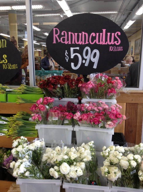 Gorgeous flowers, and so reasonably priced!