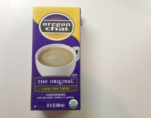 Oregon Chai from Trader Joe's