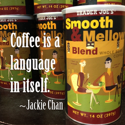 Speaking the language of coffee