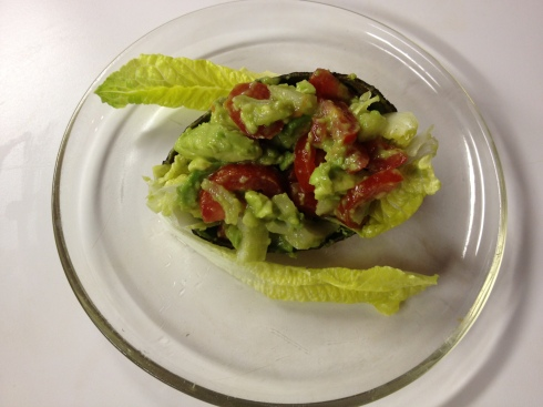 Guacamole to share with friends