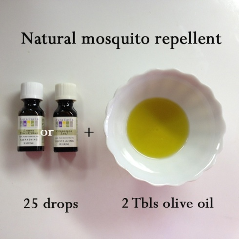 a natural mosquito repellent