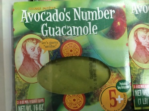 Trader Joe's has guacamole's number